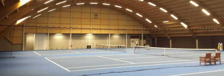Banner van club Tennis & Squashcentrum Nieuwe Sloot