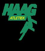 Logo van club HAAG Atletiek